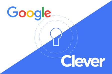 Accessing Google & Clever at Home
