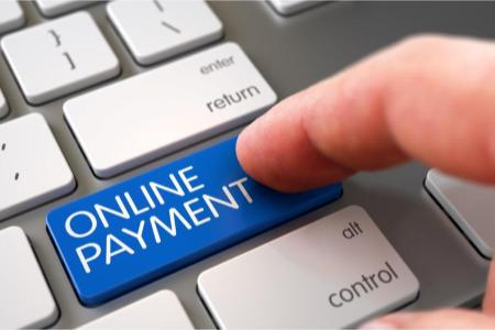 Online Payments Now Available