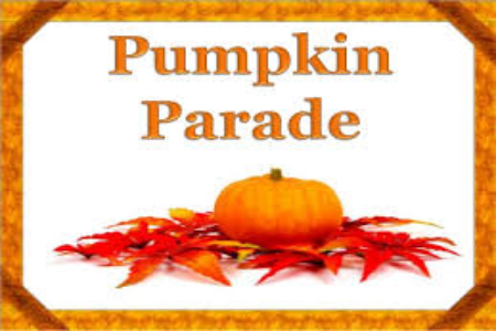 East and West Pumpkin Parade