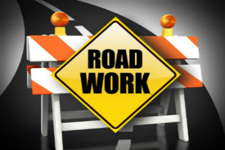 Cotton Rd Road Work