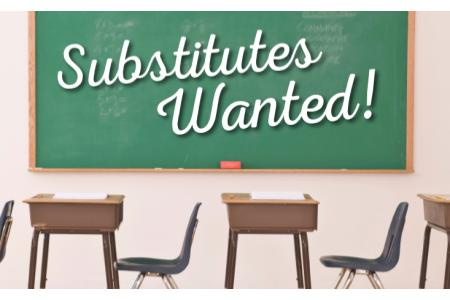 Substitute Teacher Certification