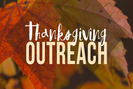 EAST THANKSGIVING OUTREACH