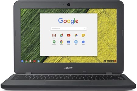 Virtual Student Chromebook Support