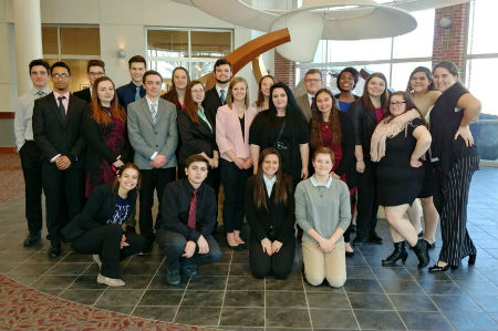 FBLA Students Qualify for State