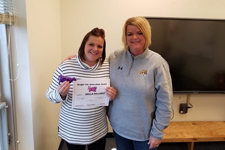 Purple Cow award at Early Childhood